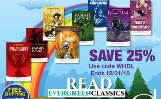 Read the Rainbow! Dover Evergreen Classics