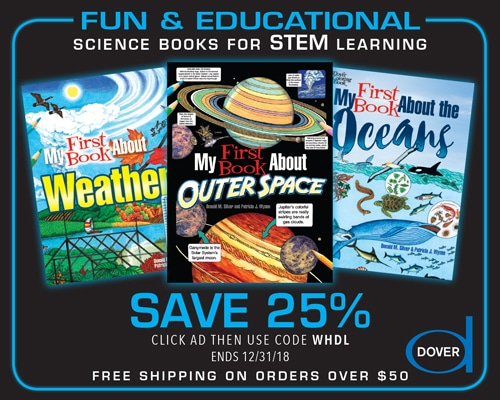 Fun and Educational Science Books for STEM Learning
