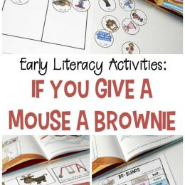 FREE If You Give a Mouse a Brownie Book Companion