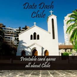 FREE Date Dash Game: Chile