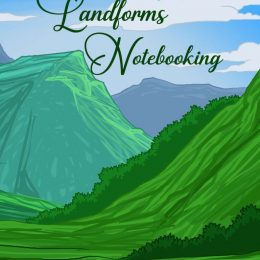 FREE Landforms Notebooking Pages