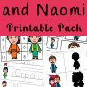 Ruth Printable Pack (FREE until 1/31/19!)
