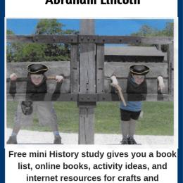 FREE President's Day Mini History Study