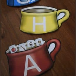 FREE Phonics Hot Chocolate & Marshmallows Activity
