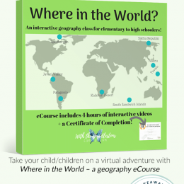 FREE Interactive Geography Curriculum: Where in the World? (FREE until 2/1/19!)
