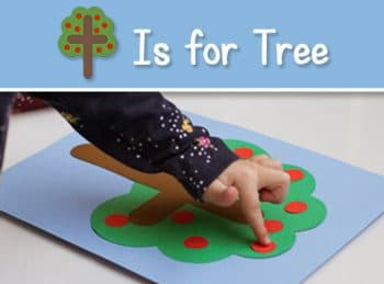 FREE T is for Tree Craft