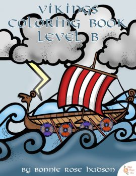FREE Vikings Coloring Book (limited time!)