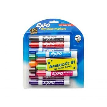 Amazon Deal: Expo Color Dry Erase Markers (43% off!)