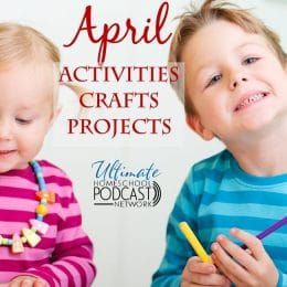 FREE April Activities, Crafts, & Projects (limited time!)
