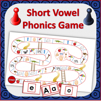 graphic regarding Printable Short Vowel Games known as No cost Small Vowel Video game Cost-free Homeschool Offers ©