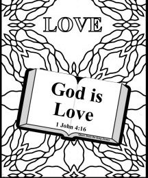Loads of FREE Bible Coloring Pages!