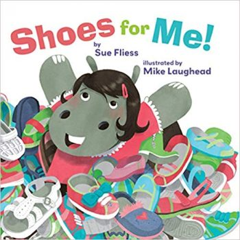 Shoes for Me by Sue Fliess