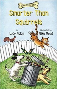Smarter Than Squirrels by Lucy Nolan