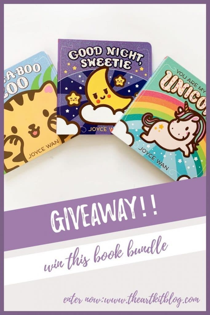 Enter to Win a Children's Book Bundle! (limited time!)