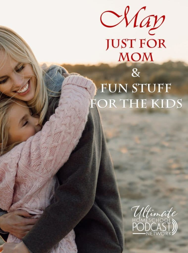 FREE Just for Mom Printable Pack