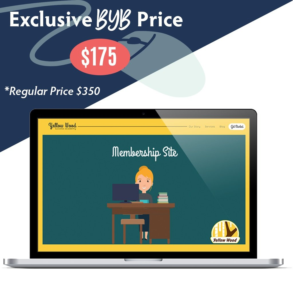 Build Your Bundle FLASH SALE! 50% Off Path to Success Membership Site!