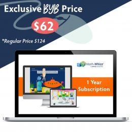 Build Your Bundle FLASH SALE! 50% Off Math-Whizz!