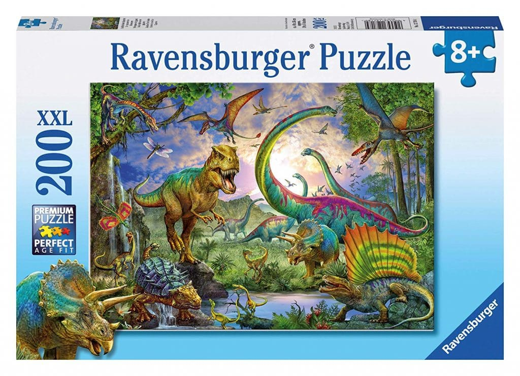 Amazon Deal: 32% Off 200-Piece Jigsaw Puzzle