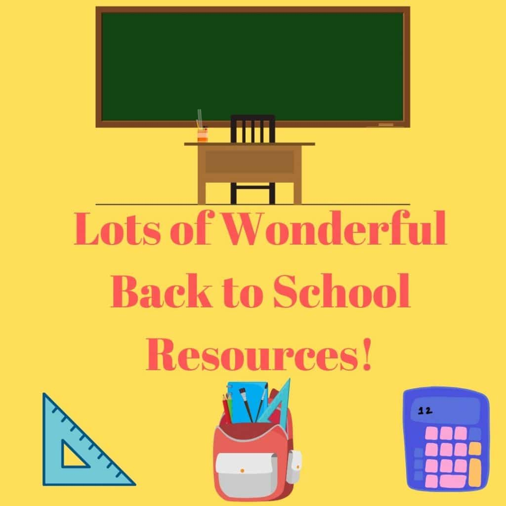 If you're needing some inspiration for the new year, then check out Back to School Time: Lots of Wonderful Back to School Resources! #freehomeschooldeals #fhdhomeschoolers #hsmoms #homeschooling #backtoschool