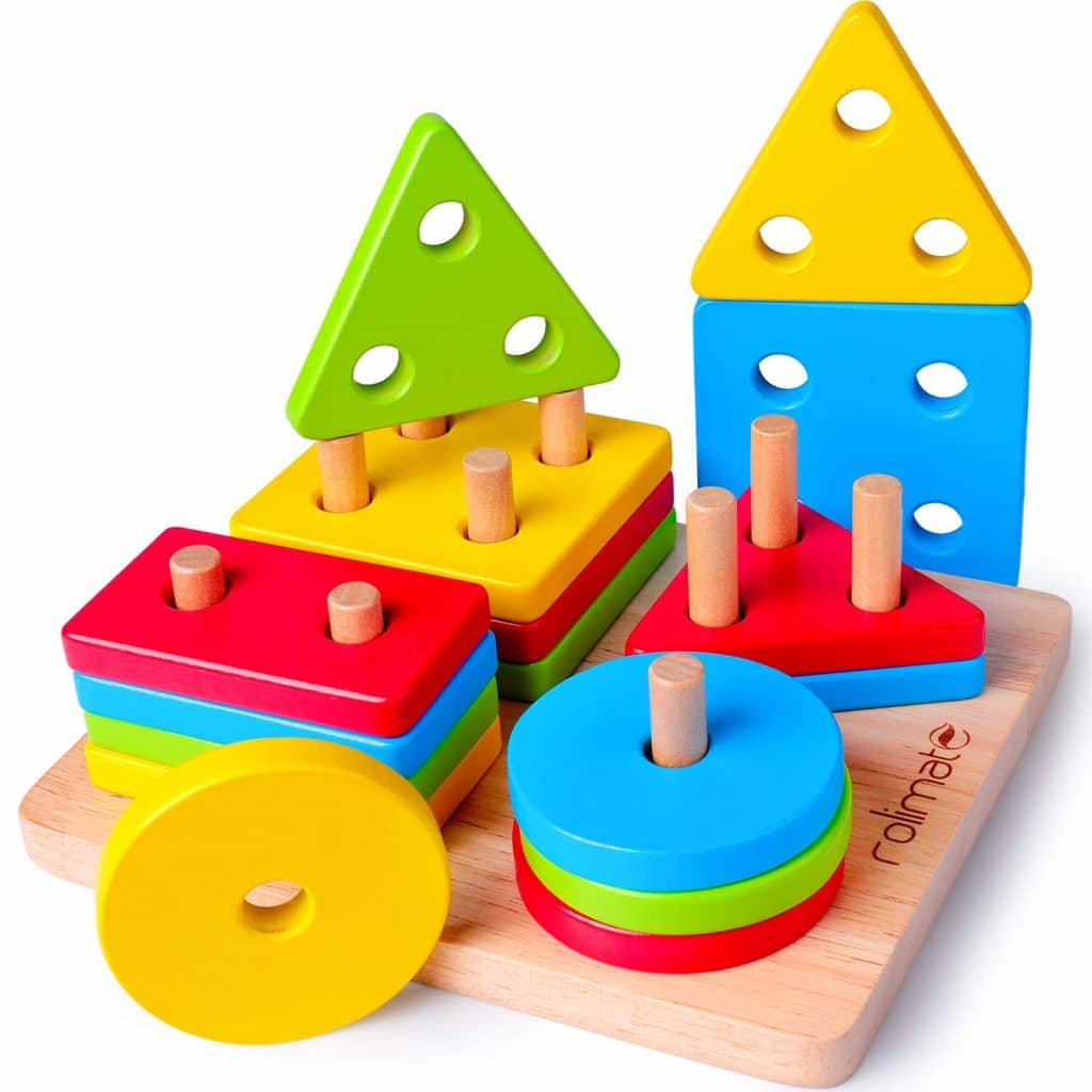 Toys are learning tools! Get 35% Off these Rolimate Preschool Learning Toys! #fhdhomeschoolers #freehomeschooldeals #homeschoolmoms #preschool #toys