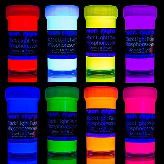 Get 15% Off Glow in the Dark Paint! #fhdhomeschoolers #freehomeschooldeals #amazon #homeschooldeals #homeschoolmoms