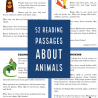 Mix reading and science in your homeschool this year with these Non-Fiction Reading Passages from Primary Learning!#homeschooling #homeschoolers #reading
