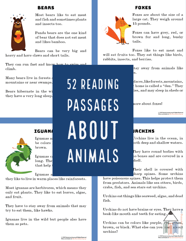 Mix reading and science in your homeschool this year with these Non-Fiction Reading Passages from Primary Learning! #homeschooling #homeschoolers #reading