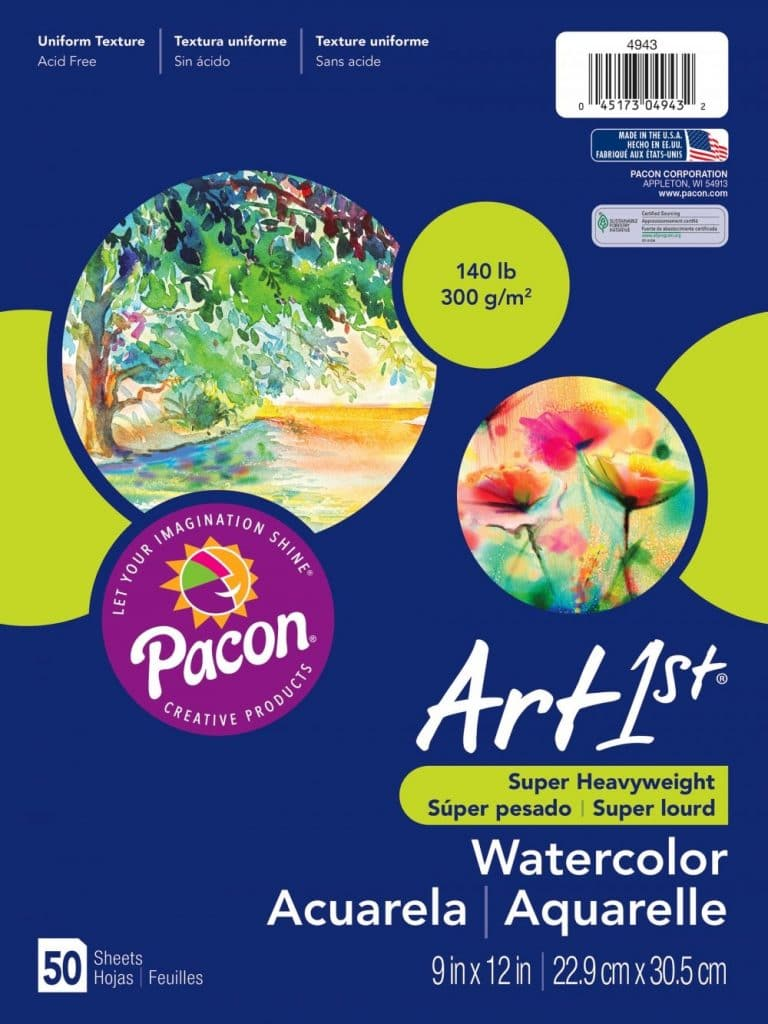 Snag this Amazon Deal: 10% Off Watercolor Paper! #fhdhomeschoolers #freehomeschooldeals #amazondeals #watercolor #homeschooling