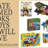 Whether your kids love pirates or you're prepping for Talk Like a Pirate Day, these books and toys are sure to be a hit! Check them out! #pirates #talklikeapirate #freehomeschooldeals #fhdhomeschoolers