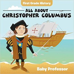 Amazon Deal: 27% Off First Grade History: All About Columbus Day! #fhdhomeschoolers #freehomeschooldeals #amazondeals #columbusday #hsmoms