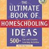 Right now, get 22% Off The Ultimate Book of Homeschooling Ideas! #fhdhomeschoolers #freehomeschooldeals #amazondeals #homeschoolideas #homeschoolinglife