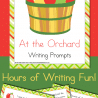 Are you visiting an orchard this year? If so, your kids will love to followup their trip with these FREE writing prompts! #freehomeschooldeals #fhdhomeschoolers #homeschooling #writingprompts