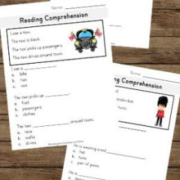 If you're doing a unit on England, check out these FREE London Reading Comprehension Worksheets #fhdhomeschoolers #freehomeschooldeals #readingcomprehension #hsfreebies #hsdays