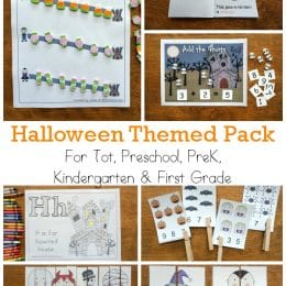 In time for October 31, grab this FREE Halloween-Themed Pack! #fhdhomeschoolers #freehomeschooldeals #halloweenresources #hsmoms #hsfreebies
