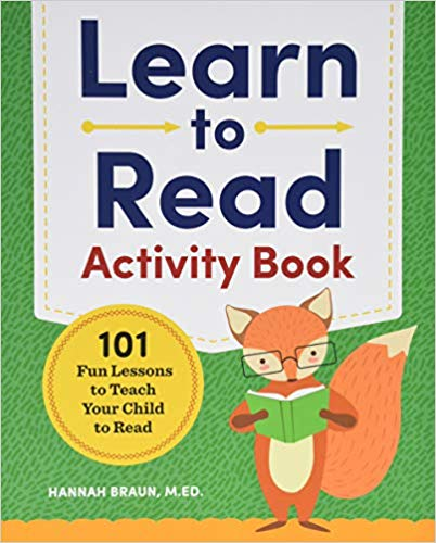 Grab this Amazon Deal: 23% Off Learn to Read Activity Book! #fhdhomeschoolers #freehomeschooldeals #amazondeals #homeschoolinglife #hsdays