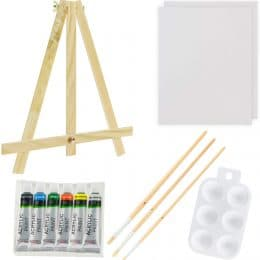 Get this Amazon Deal: 20% Off Artist Painting Set! #fhdhomeschoolers #freehomeschooldeals #amazondeals #homeschoolart #hsdays #homeschooling