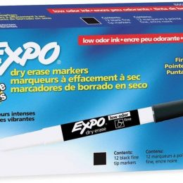 Grab this Amazon Deal: 52% Off Expo Dry Erase Markers (12-count)! #fhdhomeschoolers #freehomeschooldeals #amazondeals #homeschooling #homeschoolmamas