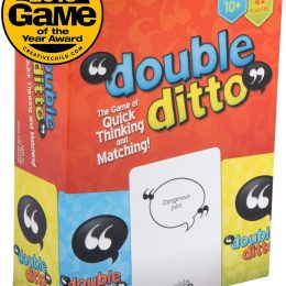 Get this Amazon Deal: 43% Off Double Ditto Family Party Game! #fhdhomeschoolers #freehomeschooldeals #amazondeals #homeschoolinglife #homeschoolfamily