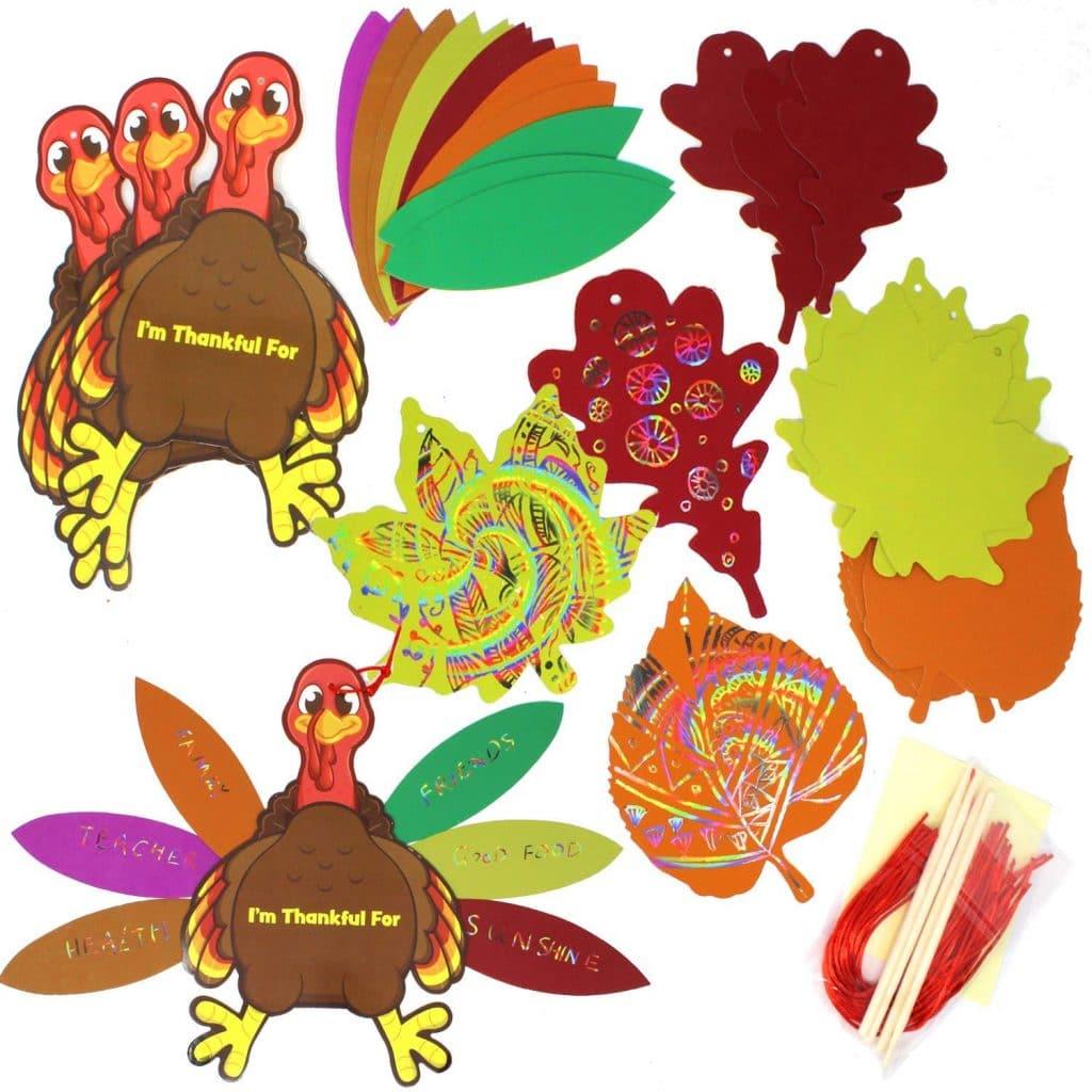 Get this Amazon Deal: 10% Off Thanksgiving Art Cards! #fhdhomeschoolers #freehomeschooldeals #thanksgiving #homeschoolart #hsmoms