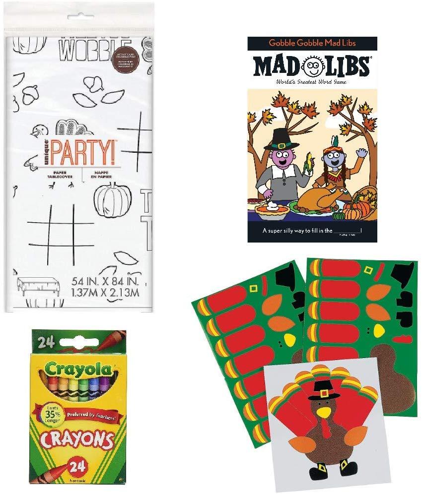 Get this Amazon Deal: 32% Off Kids' Thanksgiving Bundle! #fhdhomeschoolers #freehomeschooldeals #amazondeals #homeschoolart #homeschoolers