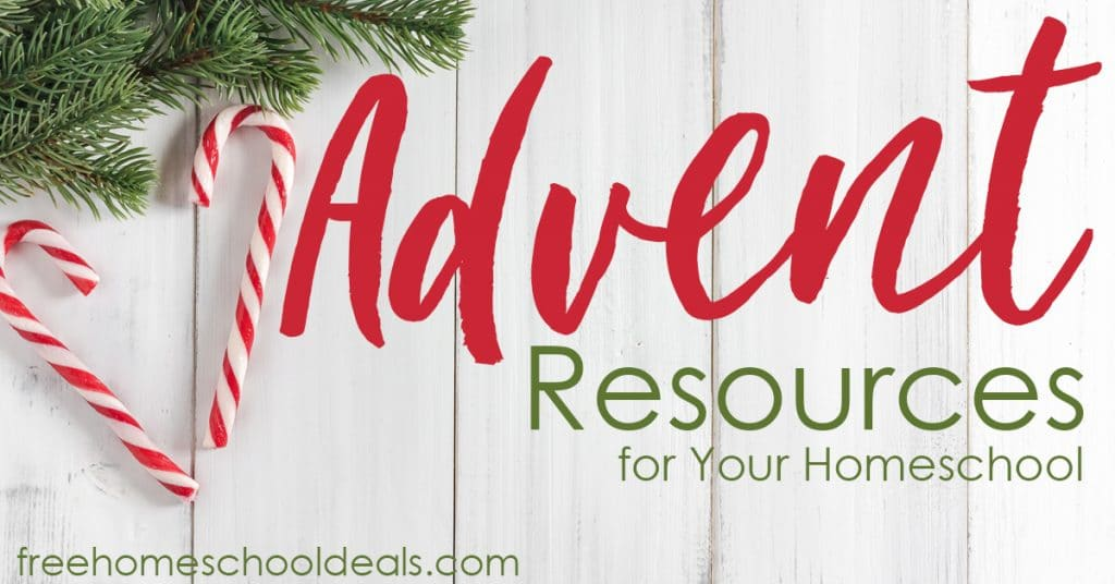 Advent is a wonderful time of year to focus your family and homeschool on Jesus during the Christmas season. Use these resources to help you get started! #freehomeschooldeals #fhdhomeschoolers #Advent #Christmas