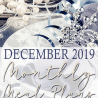 Make this busy month easier with these FREE December 2019 Monthly Meal Plans! #fhdhomeschoolers #freehomeschooldeals #hsmamas #homeschoolinglife #mealplanning