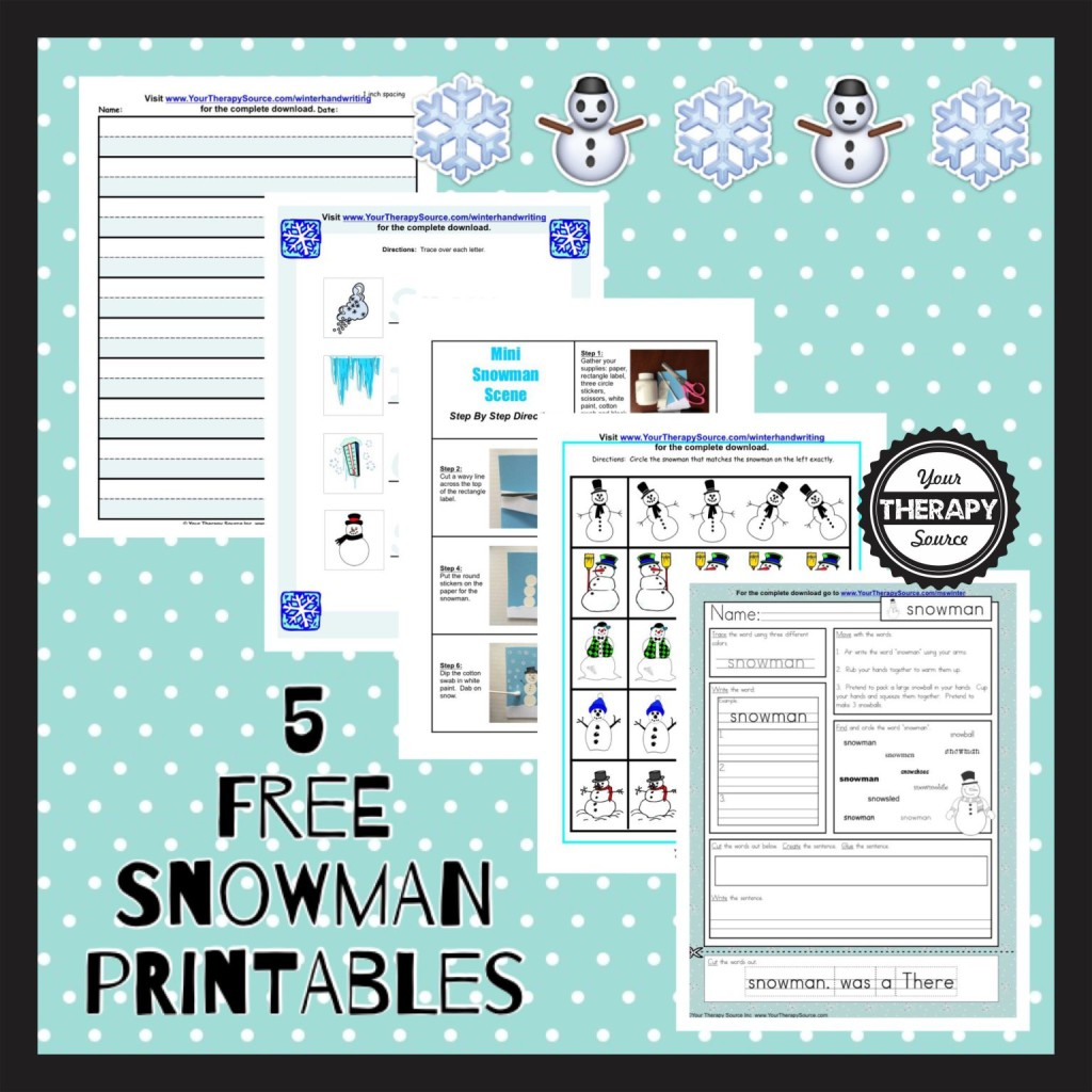 Celebrate the cold with these FREE Printable Winter Worksheets! #fhdhomeschoolers #freehomeschooldeals #finemotorskills #homeschoolworksheets