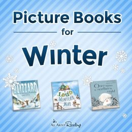 Cozy up with your child and read these Wonderful Picture Books for Winter! #fhdhomeschoolers #freehomeschooldeals #winter #reading #homeschooling