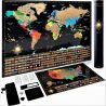 Get this Amazon Deal: 36% Off Scratch Off World Poster! #fhdhomeschoolers #freehomeschooldeals #amazondeals #geography #homeschoolinglife