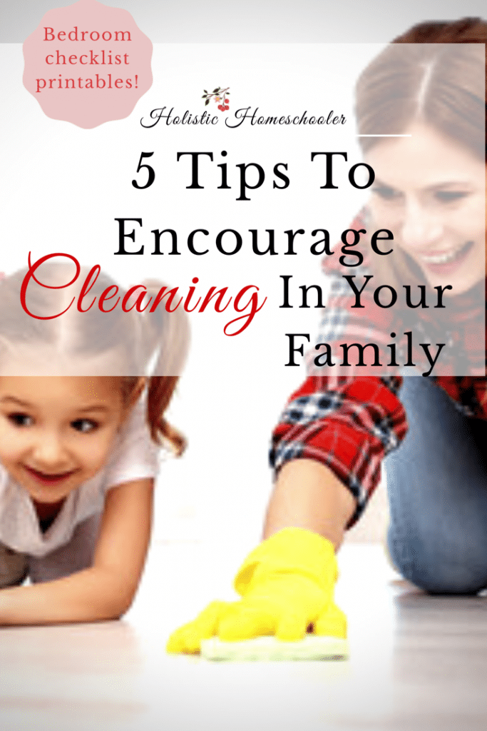 Cleaning Checklist for the Bedroom. #fhdhomeschoolers  #freehomeschooldeals #bedroomcleaning #cleaningchecklist