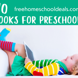 For great listening options for your young learner, check out the Top 10 Audiobooks for Preschoolers! #fhdhomeschoolers #freehomeschooldeals #amazon #audiobooks #hsmoms