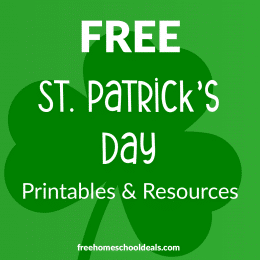 FREE St. Patrick's Day Resources & Printables!