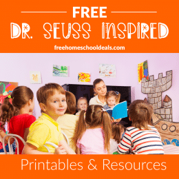 FREE Dr. Seuss-Inspired Printables & Resources!