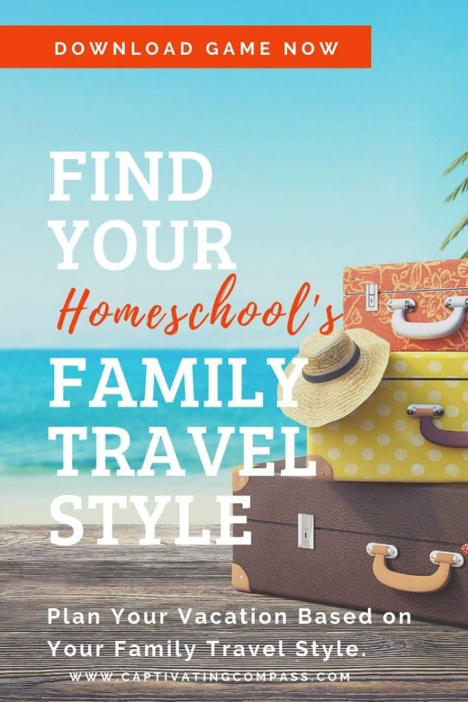 """To decide your next family adventure, get this FREE """"This?"""" or """"That?"""" Game for Family Learning & Traveling Style! #fhdhomeschoolers #freehomeschooldeals #hsmoms #hsfamily #familygames"""